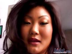 Sexy busty blonde masturbating