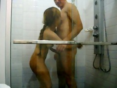 shower time with vietnamese kim