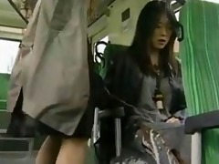 japanese lesbo bus sex censor...