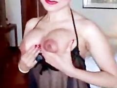 oriental flaunts her body then yanks his wang