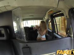 faketaxi taxi dude gives porn star anal coarse sex