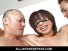sweetheart airi nakajima takes on pulsating