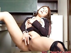 mei sawai lovely japanese teacher part2