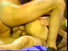 oriental double penetration and double vaginal -