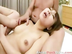 asian bitch cream overspread