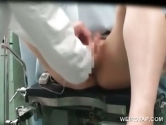 oriental beauty wet crack vibed and toyed at the