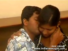 indian porn adhira and nithin squeezing her