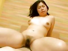 bulky japan mother i haruka fukuda riding a hard