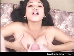 hot filipino loni giving a sexy blowjob