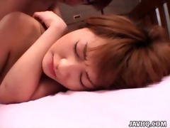 cute japanese legal age teenager drilled hard