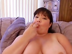 large bubble a-hole oriental barebacking pov 9 -