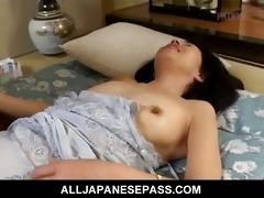 makiko miyashita that is has her pussy fingered