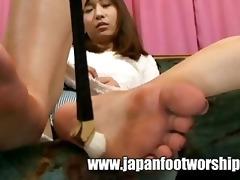 japanese foot worship 311