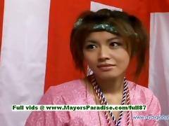 yuzuru japanese sinless chinese cutie is talking