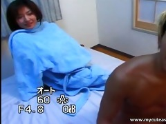 oriental chick drilled like no the next day