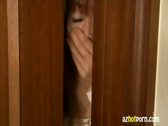 azhotporn.com - oriental lesbo some intercourse