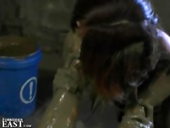 greater quantity japanese femdom smutty mud