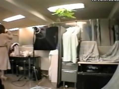 talent auditions agency change room