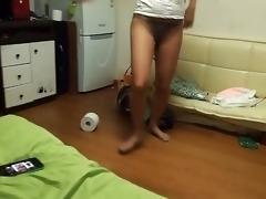 korean ex dancing taras roly poly