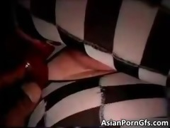 hawt love tunnel gangbanged with sex toy