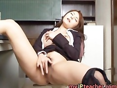mei sawai sweet japanese teacher part9