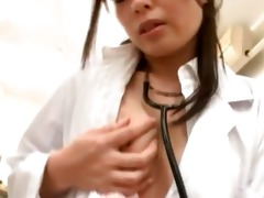 hawt japanese nurse likes to have her part11