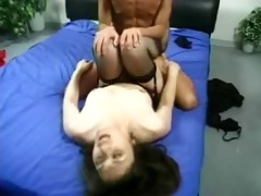 oriental shelady &; fellow fuck every other