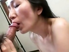 aged japanese nobue toyoshima wishes her body get