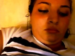 a gal from arabia masturbate secretly on livecam