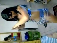non-professional arab intimate hawt dance