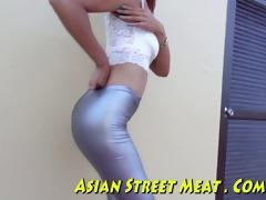 nice-looking gal in slutwear 7