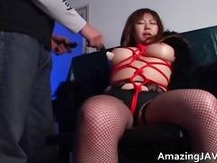 japanese momoko looking hawt in nylons part9
