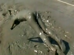 cocoa soft unfathomable mud diving