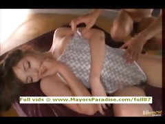 rio sinless chinese gal fucking and squirt