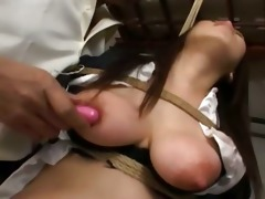 unfathomable unshaved chocolate hole sex in prison