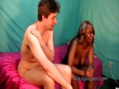 nilou &; travis-amateur anal sex &;