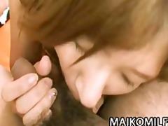 hitomi fujiwara - excited japanese mamma screwed