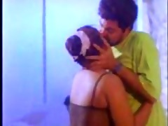 indian housewife fucking very hardly with her