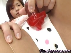 bitch marin hoshino acquires face overspread