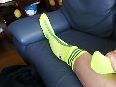 soccer socks masturbation