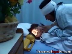 uncensored japanese porn - nurses and