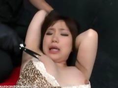 extraordinary japanese sadomasochism sex kaho and