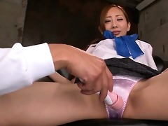 erena aihara has her pleasing cum-hole toyed