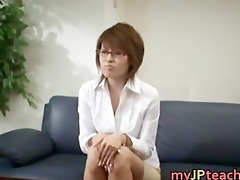 perverted japanese teachers in bizarre jav part2