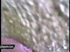 arab girl in hijab oral pleasure - (new)