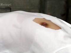prison makinglove during oriental massage
