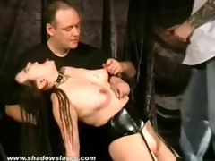 oriental bitch sexually tormented and in