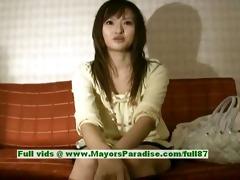 saori sinless wicked oriental cutie is talking