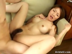 arisa kumada hammered by hard jock