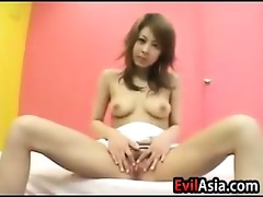 cute oriental hotty acquires exposed and bonks